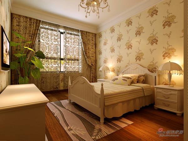 欧式 三居 卧室图片来自用户2746948411在欧式风格60的分享