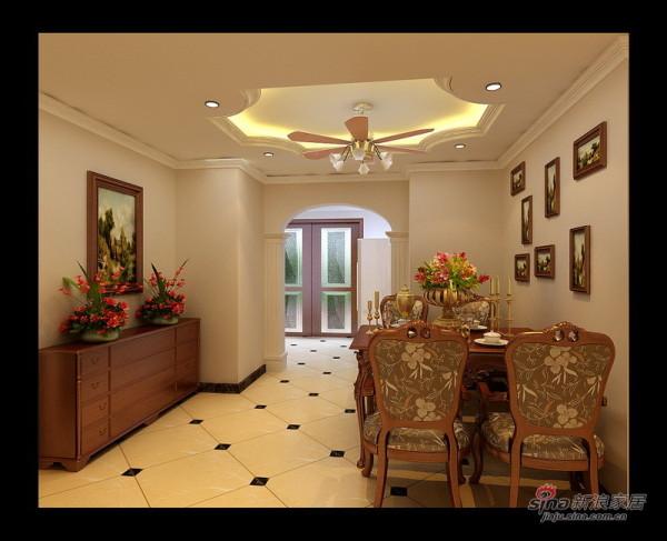 古典欧式餐厅设计