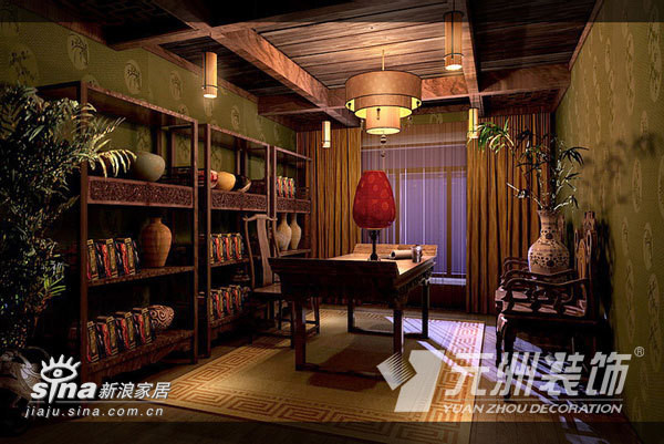 欧式 三居 书房图片来自用户2746889121在公寓里的乡村感觉16的分享