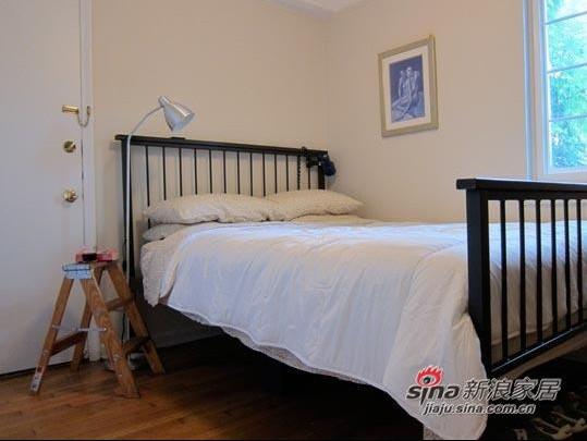 美式 三居 卧室图片来自用户1907686233在房奴夫妻7.3万2房改3房88的分享
