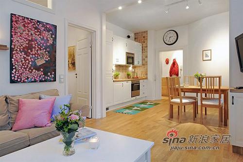 很温馨的小家宅,地方不大,只有40平方,