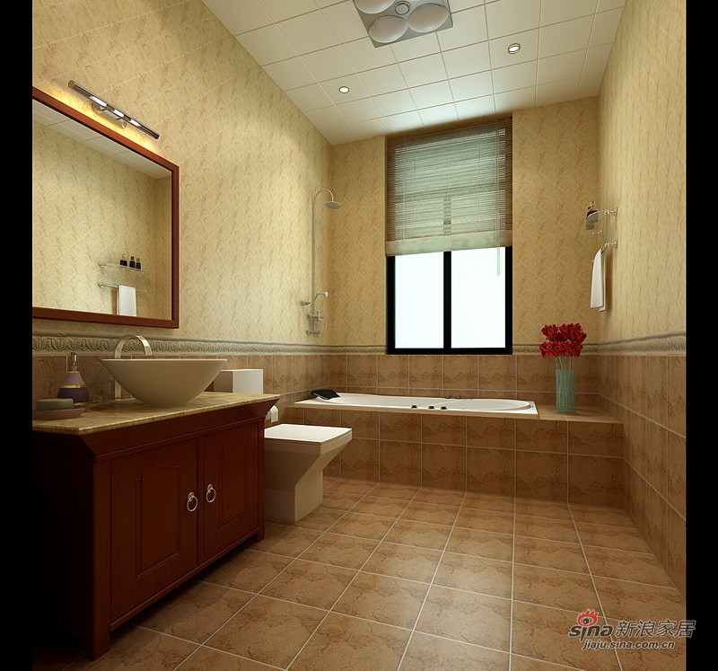 中式 别墅 客厅图片来自用户1907696363在我的专辑463423的分享
