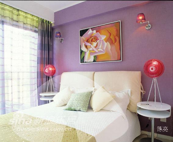 简约 二居 卧室图片来自用户2737759857在温馨色彩空间20的分享