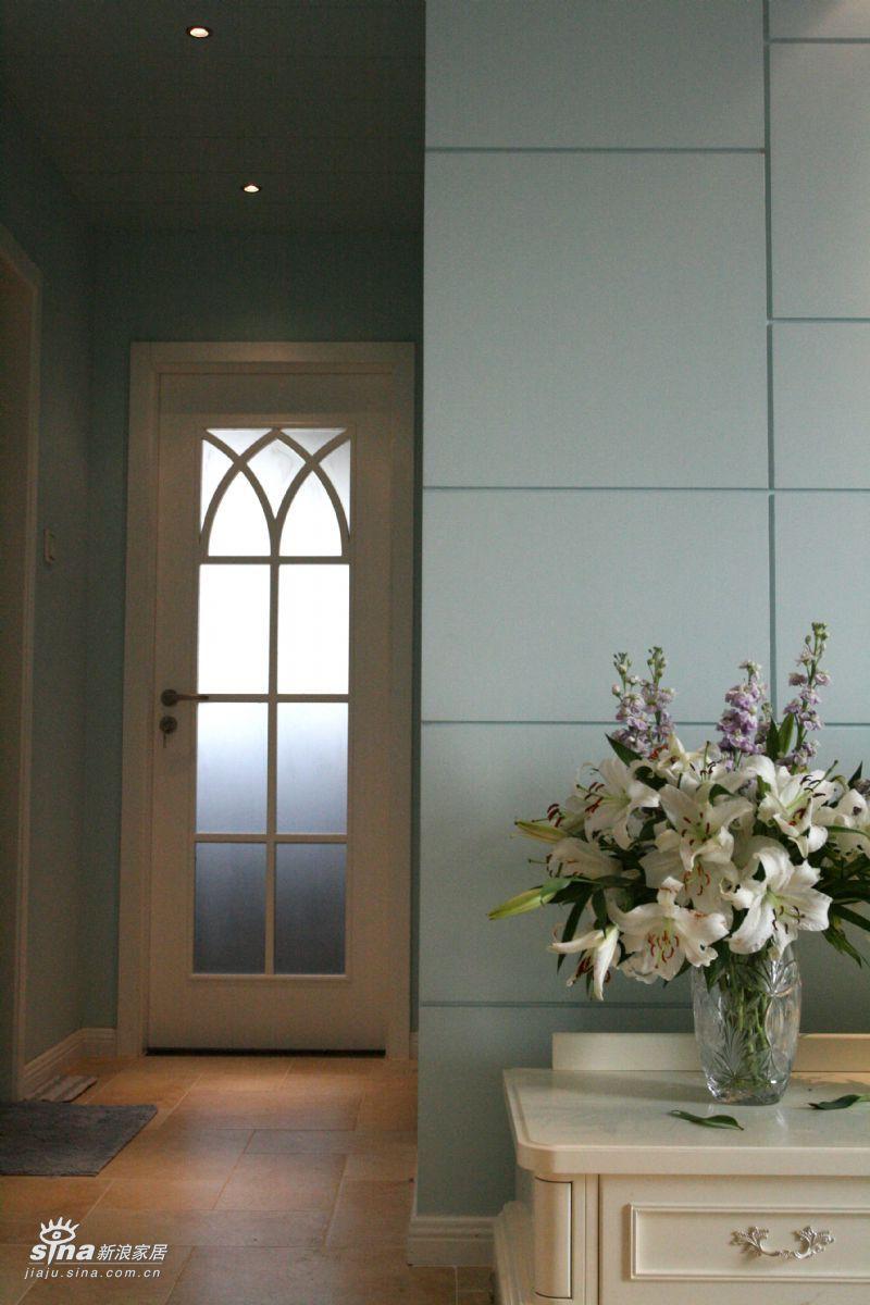 欧式 二居 玄关图片来自用户2745758987在东方雅苑40的分享