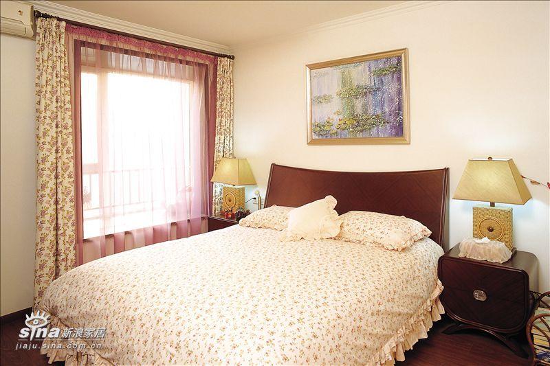 简约 三居 卧室图片来自用户2739378857在傲城86的分享