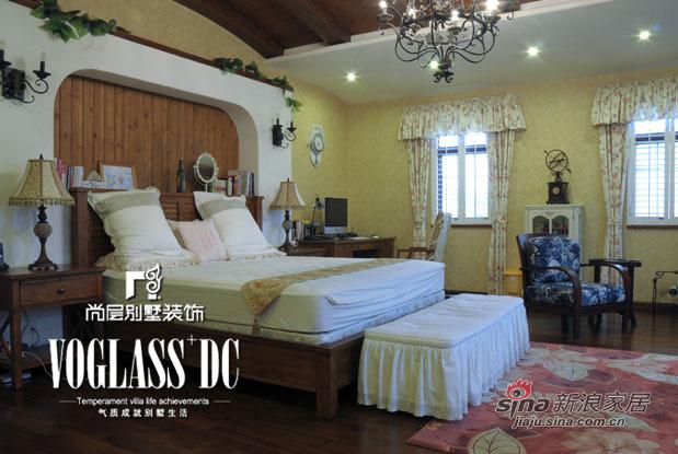 地中海 别墅 卧室图片来自用户2757320995在东方普罗旺斯600平别墅打造地中海风情31的分享