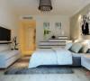 山水文园-卧室