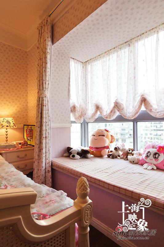 美式 三居 卧室图片来自上海映象设计-无锡站在【高清】半包15万装143平浓情巧克力38的分享