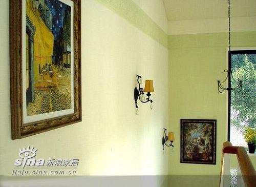 简约 别墅 楼梯图片来自用户2738845145在浪漫满屋温馨韩式家居实景46的分享