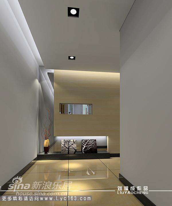 简约 三居 玄关图片来自用户2745807237在阳刚之宅设计57的分享