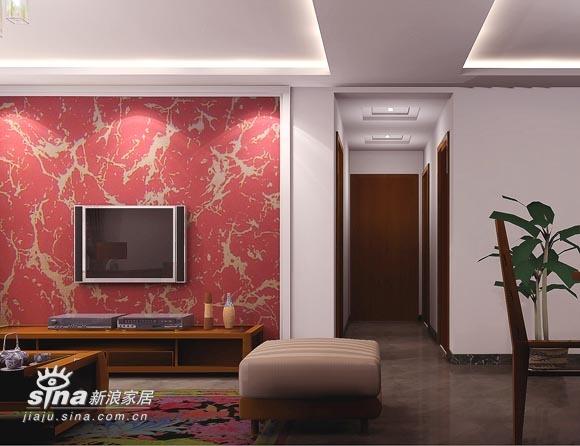 其他 三居 客厅图片来自用户2558757937在7万元装修135平米混搭风格三居31的分享