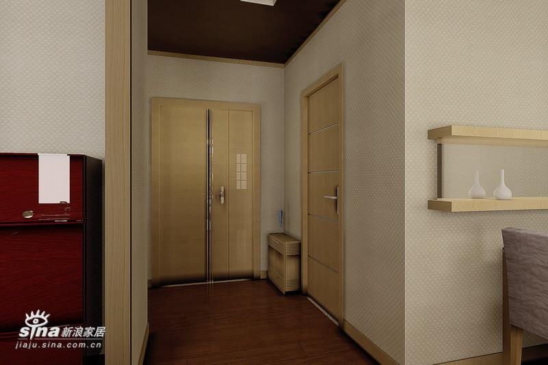 其他 二居 玄关图片来自用户2771736967在简约日式风情43的分享