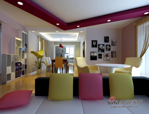 其他 三居 客厅图片来自用户2557963305在水岸尚品47的分享