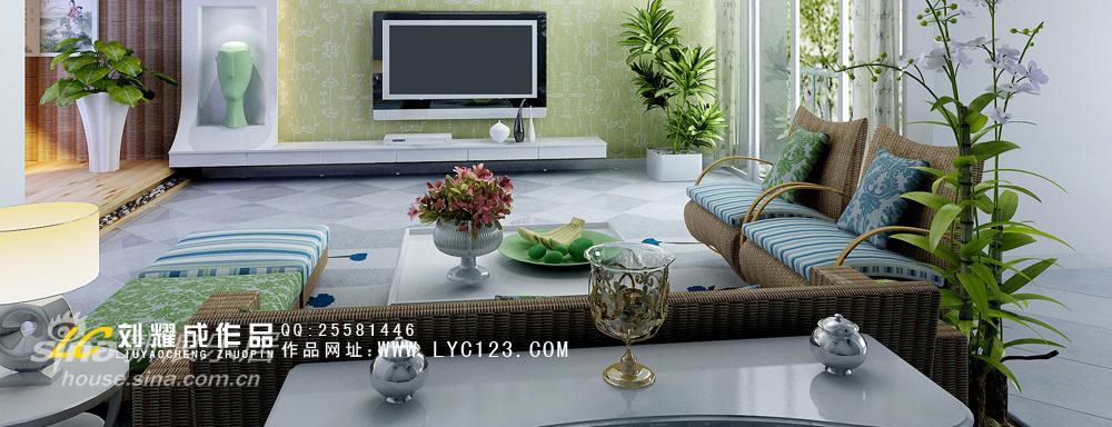 简约 别墅 客厅图片来自用户2557979841在浪漫满屋-----欧式田园别墅71的分享