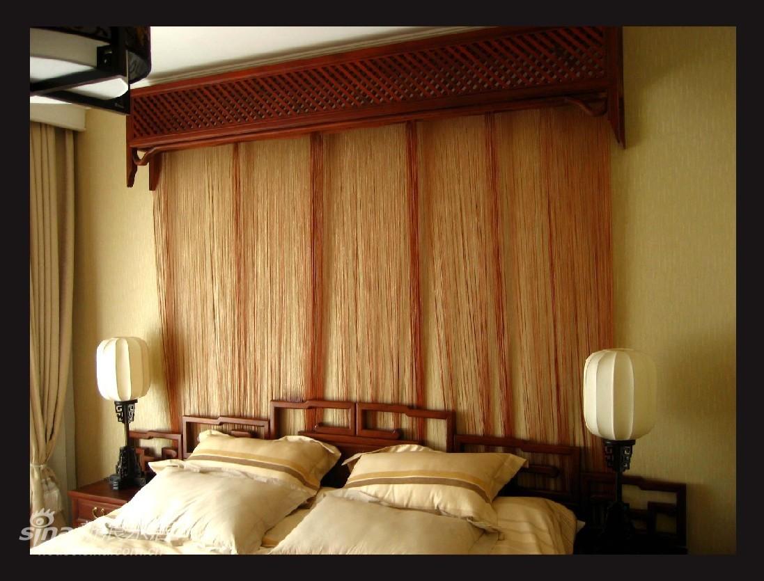 其他 二居 卧室图片来自用户2558757937在东方神韵 中国风38的分享