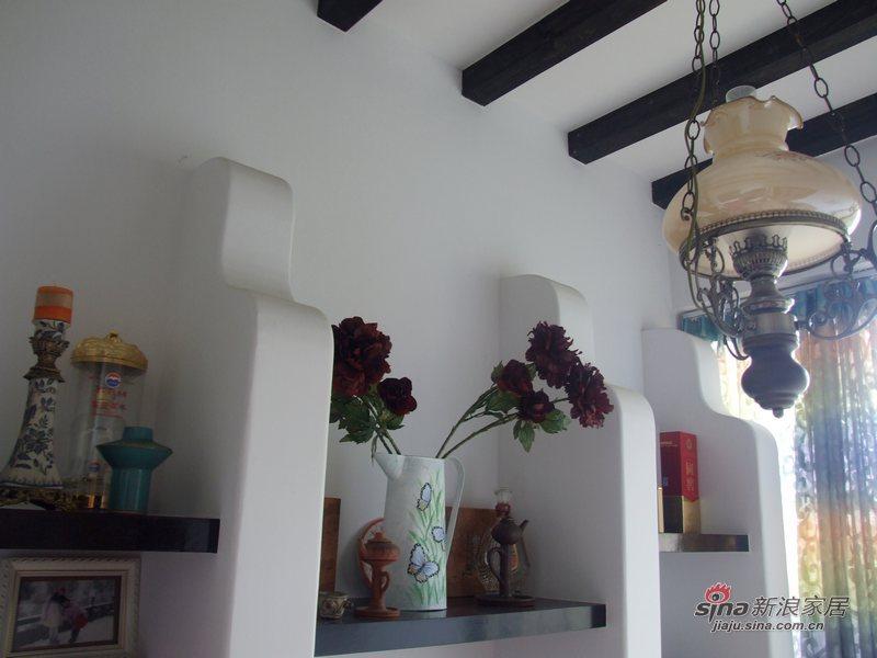 田园 复式 书房图片来自用户2737791853在世外桃源46的分享