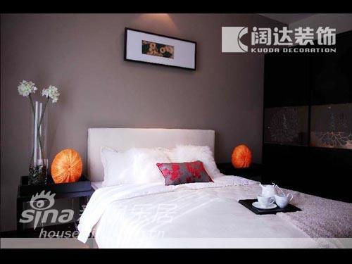 简约 一居 卧室图片来自用户2737786973在阔达装饰85的分享