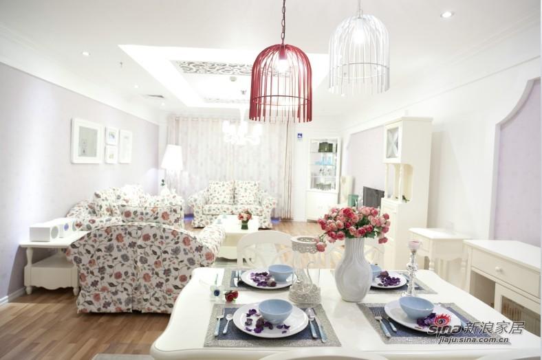 简约 二居 客厅图片来自用户2738845145在韩式小屋实景图78的分享