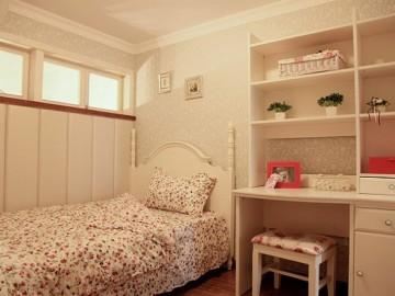 6.8万铸造田园风格loft两居室82