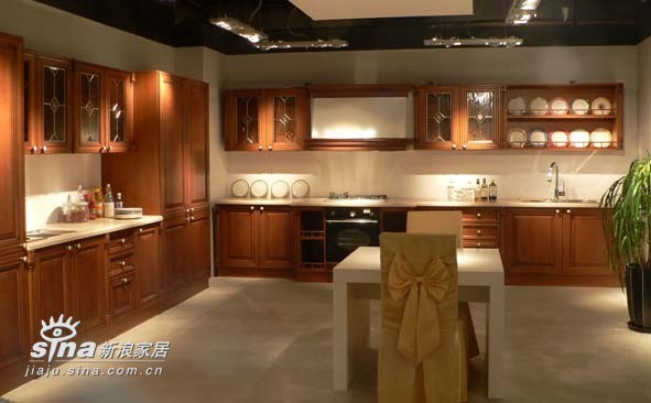 其他 其他 厨房图片来自用户2558746857在家居体验馆_意德法家整体43的分享