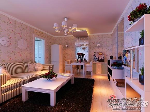简约 二居 客厅图片来自用户2559456651在我的专辑599717的分享