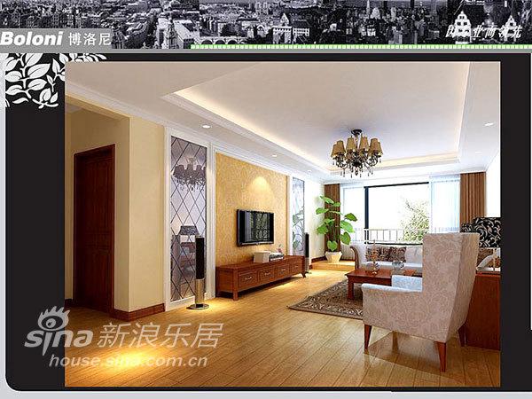欧式 二居 客厅图片来自用户2557013183在稳重大气的简欧2居16的分享