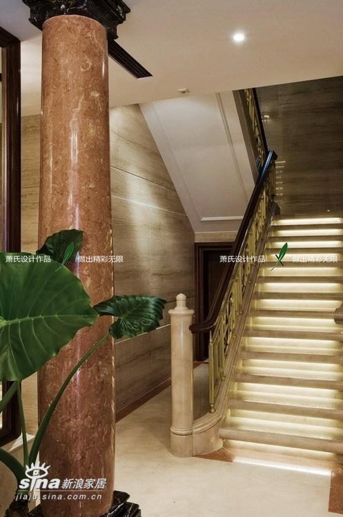 欧式 别墅 楼梯图片来自用户2757317061在在温馨中尽显东方(二)67的分享