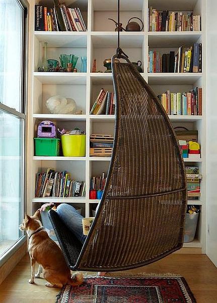 简约 书房 创意家居 角落图片来自用户2771736967在最受欢迎实用范 10个书房收纳装饰兼备的分享