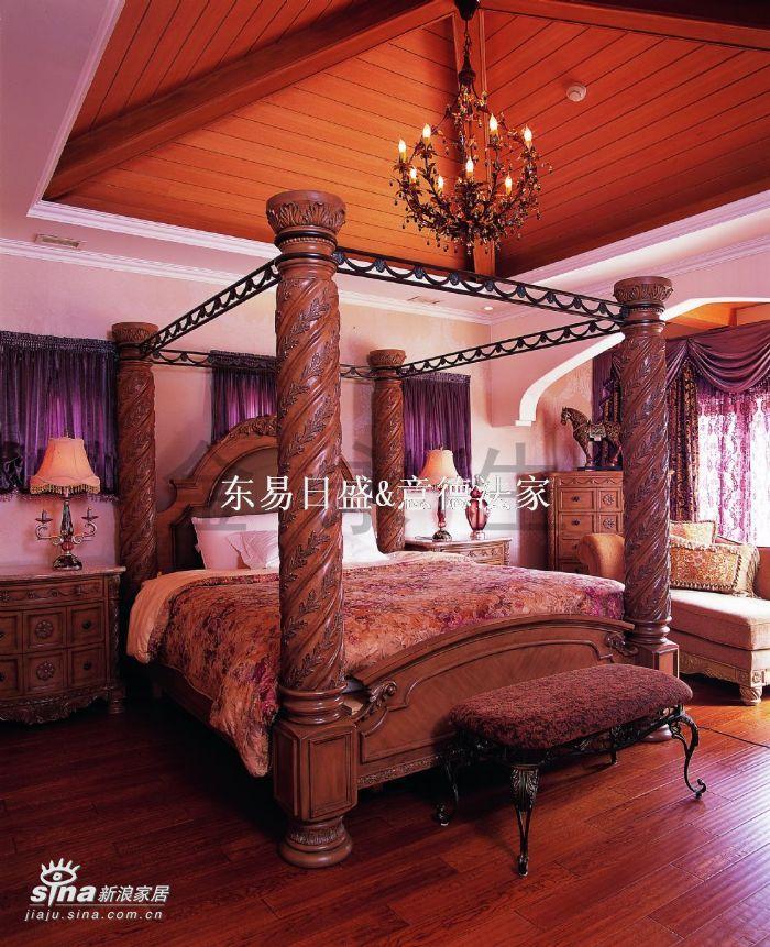 欧式 别墅 卧室图片来自用户2746953981在壹仟栋35的分享