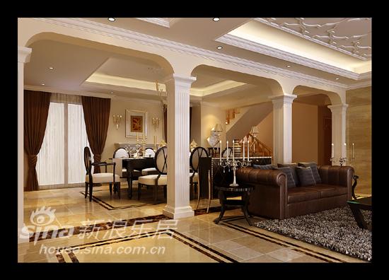 欧式 复式 餐厅图片来自用户2557013183在完美品质、舒适生活74的分享