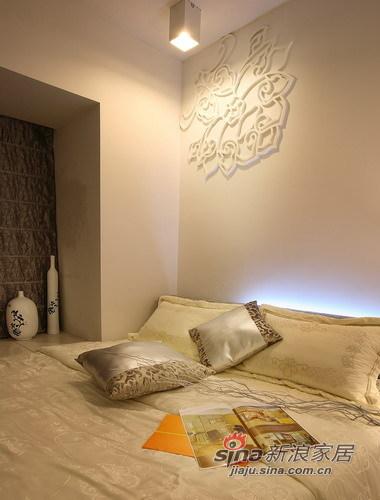 其他 四居 卧室图片来自用户2771736967在10万精装182㎡西式古典四居室71的分享