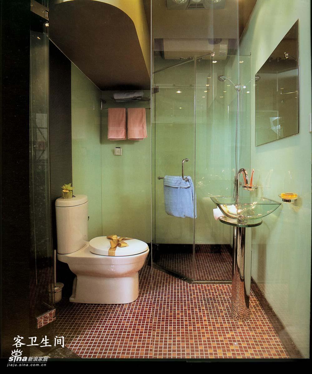 简约 四居 卫生间图片来自用户2739378857在张岩作品28的分享