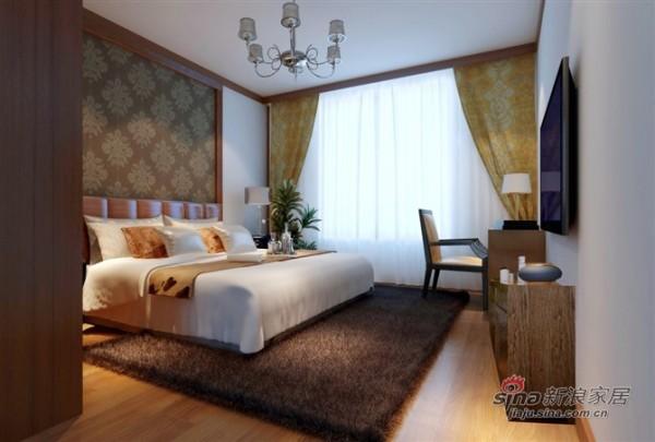 卧室--现代简约