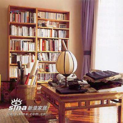 中式 别墅 书房图片来自用户2740483635在中国式家居装修也前卫53的分享
