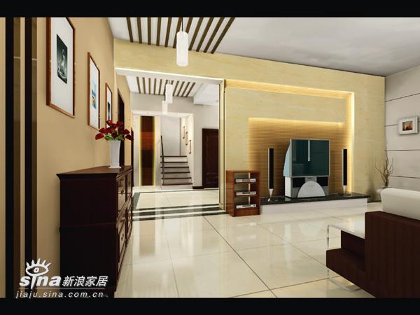 简约 复式 玄关图片来自用户2558728947在亦庄狮城百俪时尚简约设计41的分享