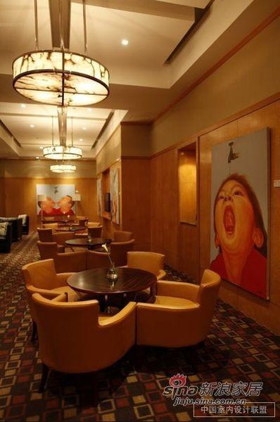 上海锦江汤臣洲际大酒店酒吧