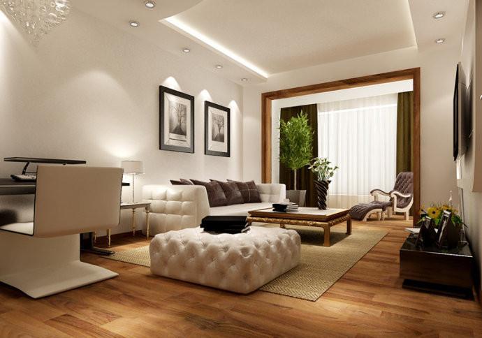 简约 三居 客厅图片来自用户2745807237在]葛洲坝花园38的分享