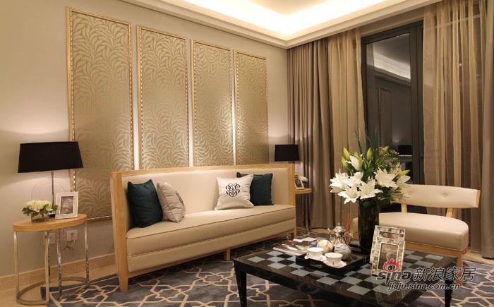 欧式 三居 客厅图片来自用户2772856065在广州创逸雅苑样板房-T3B48的分享
