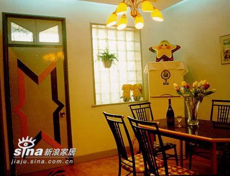 简约 二居 餐厅图片来自用户2737950087在江西省九江市国家安居工程湖滨小区64的分享