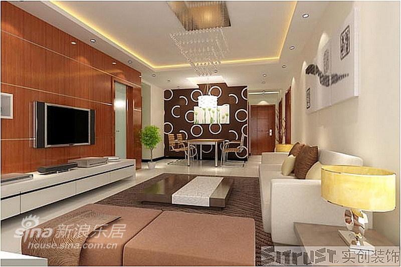 简约 三居 客厅图片来自用户2557010253在120平简约、大气舒适三居室67的分享