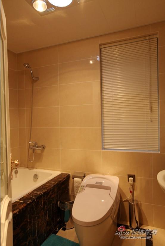 新古典 别墅 卫生间图片来自用户1907664341在【高清】经典的才能永恒 独特的风格个性15的分享
