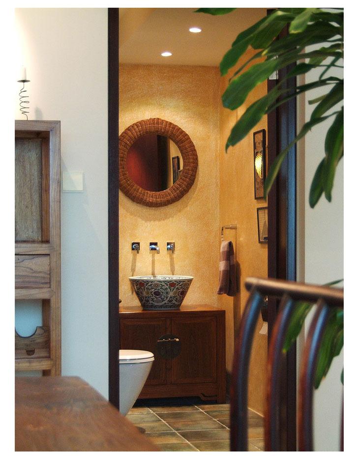 混搭 复式 卫生间图片来自用户1907689327在混搭:Baker/中式老家具99的分享