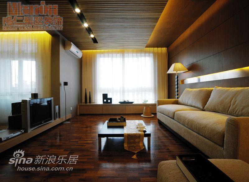 简约 别墅 客厅图片来自用户2738093703在棕榈泉蒋公馆46的分享