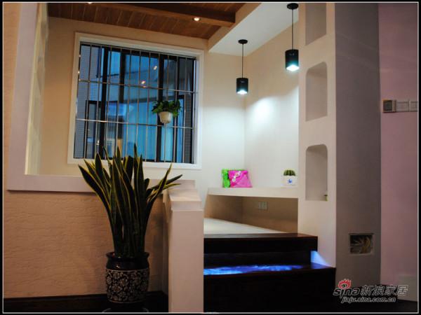 锦江明珠国际现代开放式书房