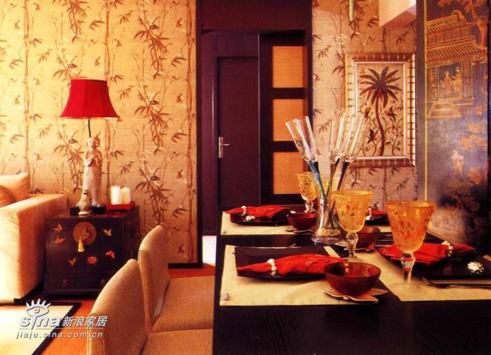 中式 四居 餐厅图片来自用户2748509701在阳光上东67的分享