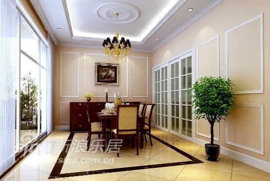 田园 别墅 餐厅图片来自用户2737791853在欧式田园风格92的分享