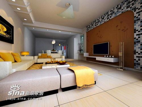 简约 三居 客厅图片来自用户2737782783在柳荷鑫苑135的分享