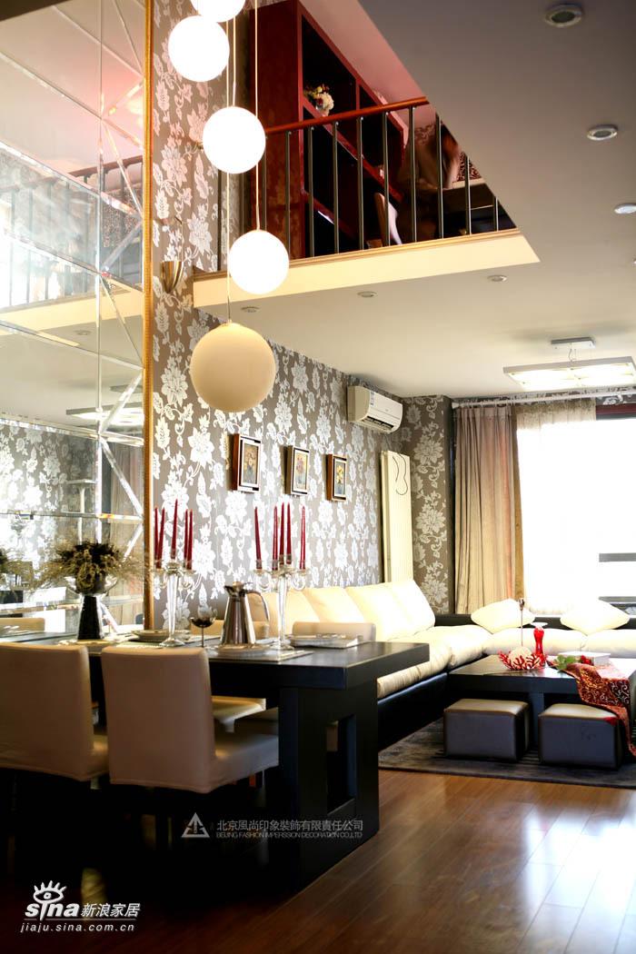 简约 复式 餐厅图片来自用户2739153147在空间艺墅73的分享
