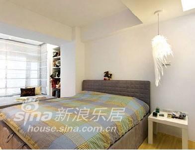 简约 一居 客厅图片来自用户2737759857在56平简约一室户 显混搭美式休闲感31的分享