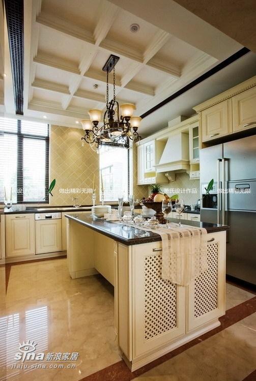 欧式 别墅 厨房图片来自用户2746953981在在温馨中尽显东方(一)33的分享